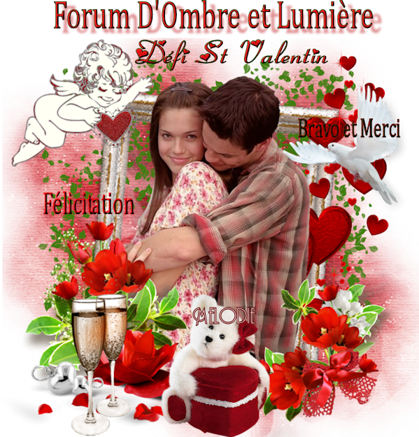 Recompense st valentin
