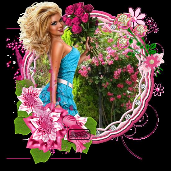 Scrapt fleuri
